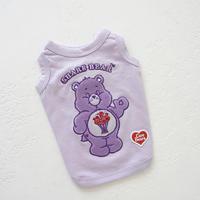 care bear タンクトップ purple