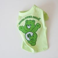 care bear トップス/green