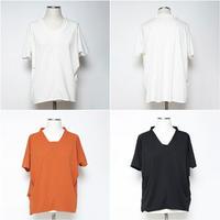 大人のドレープTシャツ 5206015A