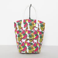 フルーツ柄Bag(イタリア製)2色