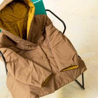 リバーシブルハーフジャケット(中綿入り) NO. 5202450C