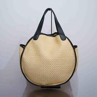 bonfantiイタリア製 まんまるバッグ 2色 (真夏用)