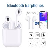 完全ワイヤレスイヤホン Bluetooth 5.0  iPhone Airpods用 Bluetooth対応 マイク付き  AD06
