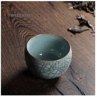 青磁  湯呑み  1個  中国龍泉  茶碗  コップ  5色カラー  EK40