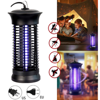 電気蚊取り器  LEDライト  吸引式捕虫器  電気殺虫灯   薬剤不要  無音  省エネ  無害 室内   AD05