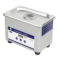 音波洗浄機  業務用  0.8リットル  ヒーター  超音波洗浄器  EW08