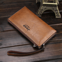 JEEP トップブランド 財布 メンズバッグ セカンドバッグ 財布 カジュアル  4色  カーキ/ブラック/ブラウン  EG53
