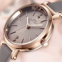 IBSO  レディース腕時計  海外人気ブランド  上品  繊細  デザイン  グレー/ブラウン/ピンク/ブラック  カラー4種   EC06