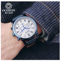 OCHSTIN  メンズ腕時計  メンズウォッチ  トップブランド  高級  クォーツ時計  ビジネス  カジュアル   EC64
