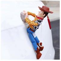 車  アクセサリー  35cm  トイストーリー  ウッディー  人形  CC25