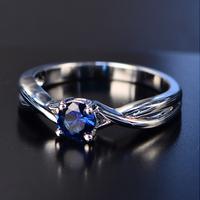 OneRain  シルバーリング  エメラルドグリーン  サファイア  ピンクサファイア  指輪  EA12