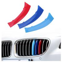 BMW  フロントバンパー  カバー  キドニーグリル  3色セット  X3 X4 F25 F26   CC05