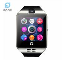 スマートウォッチ  デジタル腕時計  カメラ搭載  Android  iPhone  Bluetooth  EP12