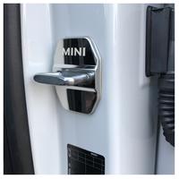 ドアロックカバー  2ピース  ミニクーパー カントリーマン  クラブマン  MINI  F54 F56 F55 F60 R60 R61 エンブレムバッジ ステッカー   CC12
