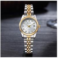 WLISTH  レディース腕時計  クォーツ時計  ボックス入り  2色  シルバー/ゴールド/ブラック  EC07