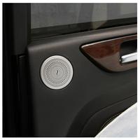 ドアスピーカー  カバー  2枚セット  車  ベンツ GLE GLS GL ML W166 X166 リアドア サウンド 装飾 内装 カスタム パーツ 汎用   CC27