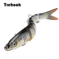 TREHOOK  ルアー  スイムベイト  人工餌  ハード 釣り  13.5cm/19g  EO03