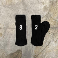 82 original socks (BLK)