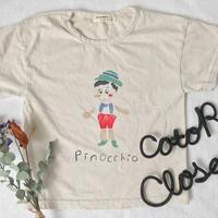 ピノキオ Tee