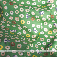 Panda Loves Sweets -ivy green (CO112508 A)