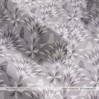 humming -grey (CO442635 D)綿麻