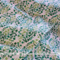 palette -green (CO319738 C)軽やかローン生地