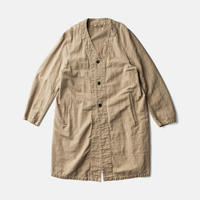 """ ITTO UNSAI "" TOWN COAT - COFFEE"
