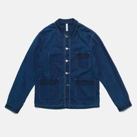 """ITTO UNSAI"" TOWN JACKET-AUTHENTIC INDIGO"
