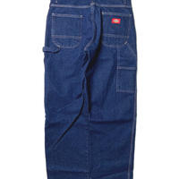 Dickies Relaxed Fit Straight Leg Carpenter Jeans (RNB)