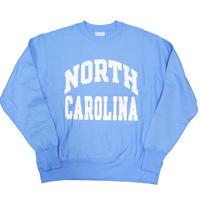 """Champion Reverse Weave Sweat Shirt """"North Carolina University"""""""