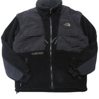 90's The North Face Steep Tech 2Way Fleece Jacket [C-0007]
