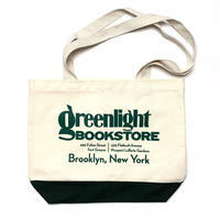 GREEN LIGHT BOOKSTORE TOTE BAG