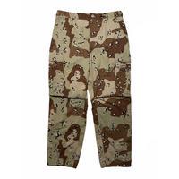 Deadstock US Army 6C Desert Camo BDU Pants