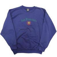90's San Francisco Crew Neck Sweat Shirt