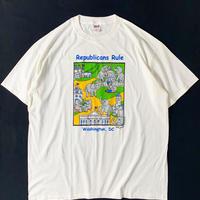 90s Republicans Rule Washington, DC T-Shirt