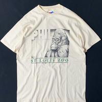 "90s ST LOUIS ZOO ""PHIL"" T-Shirt"