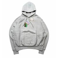 """CAMBER #232 PULLOVER HOODED SWEAT SHIRT """"2XL"""" GREY"""