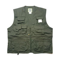 ROTHCO UNCLE MILTY TRAVEL VEST OLIVE