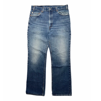Used Levi's 517 Made In USA C-0346