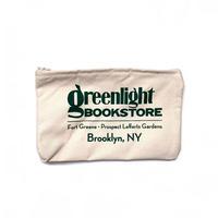 GREEN LIGHT BOOKSTORE PENCIL CASE