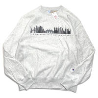 THE MET City Scape Crewneck Sweat Shirts