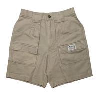 Bimini Bay Outback Hiker Shorts Khaki