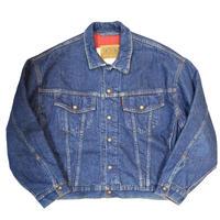 90's Levi's Denim Trucker Jacket [C-0065]