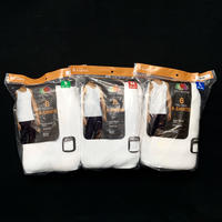 FRUIT OF THE LOOM 6PACK TANK TOP WHITE