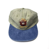 Smokey The Bear Embroidered Cap
