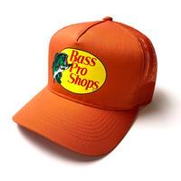 BASS PRO SHOPS MESH CAP ORANGE