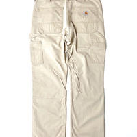 90s Carhartt Cotton Twill Carpenter Pants
