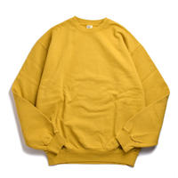 Los Angeles Apparel 14oz Garment Dye Crewneck Dijon