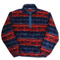 90's L.L.Bean Pullover Fleece Jacket [C-0043]