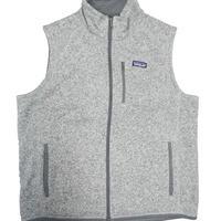 Used Patagonia Fleece Vest [C-0002]